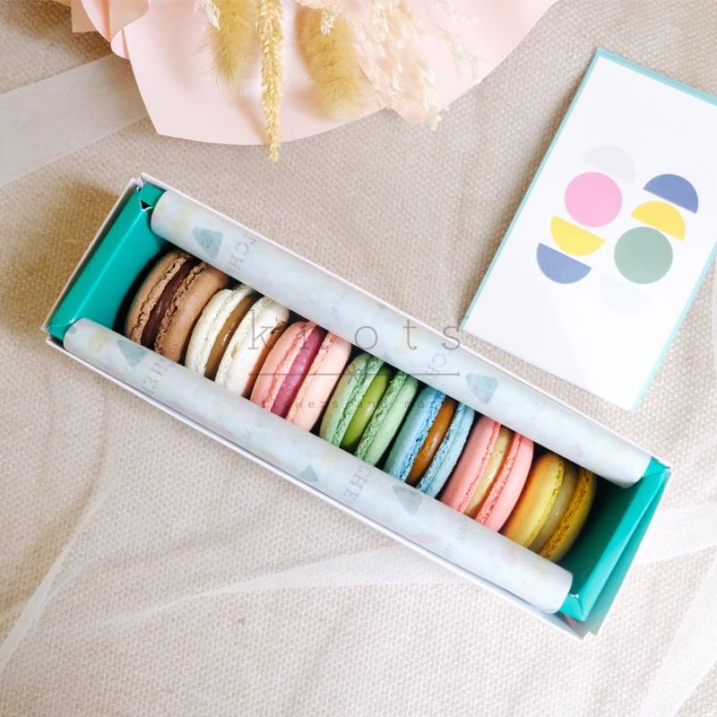French Macarons (7pcs)