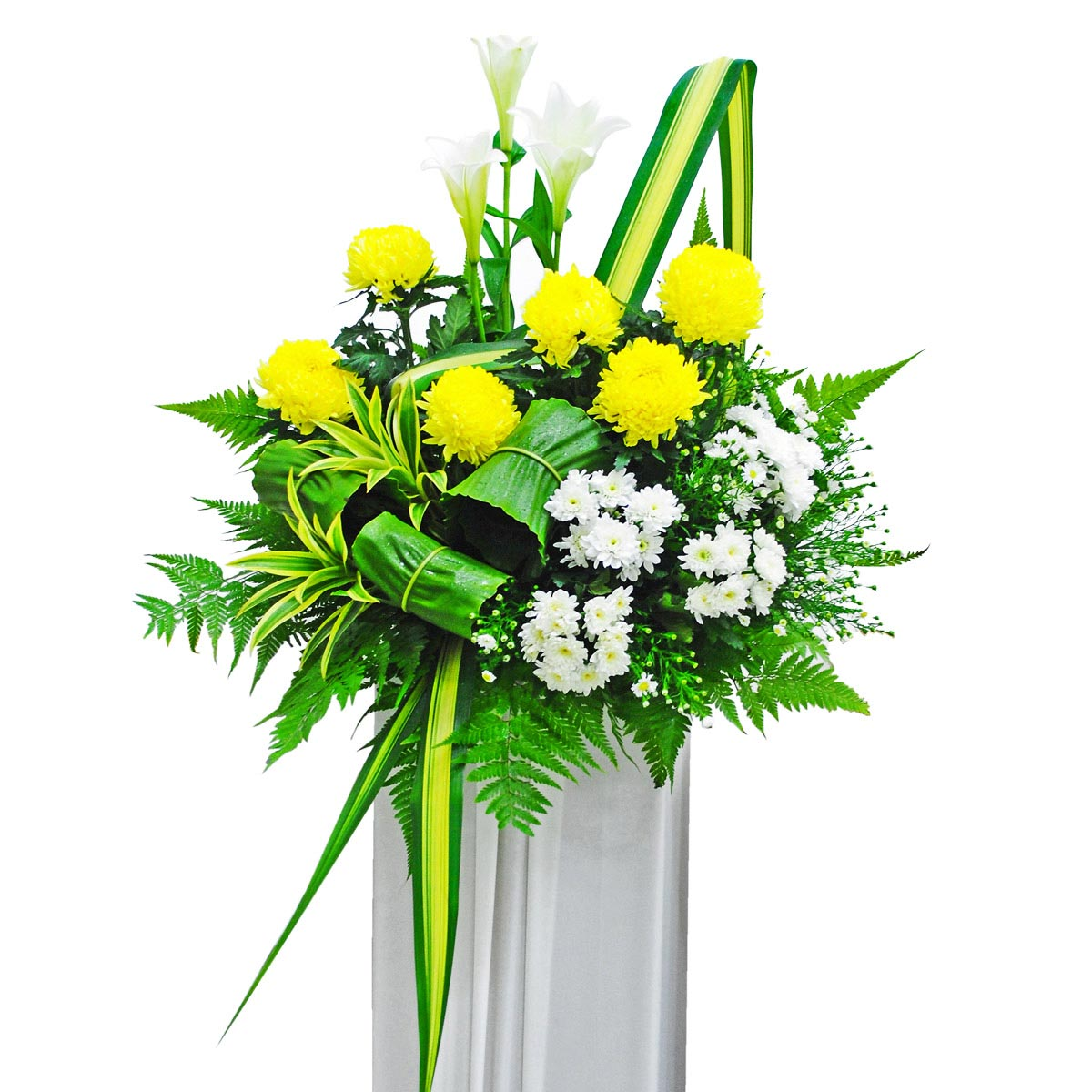SC1413 Condolence Flower Stand