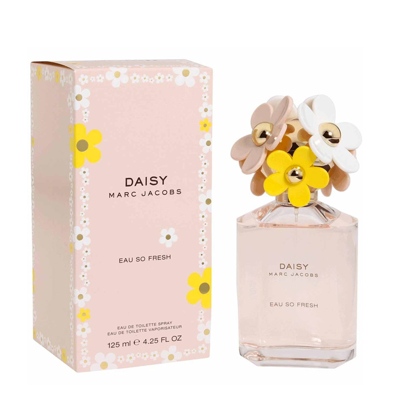 Daisy Marc Jacobs Eau So Fresh 125ml