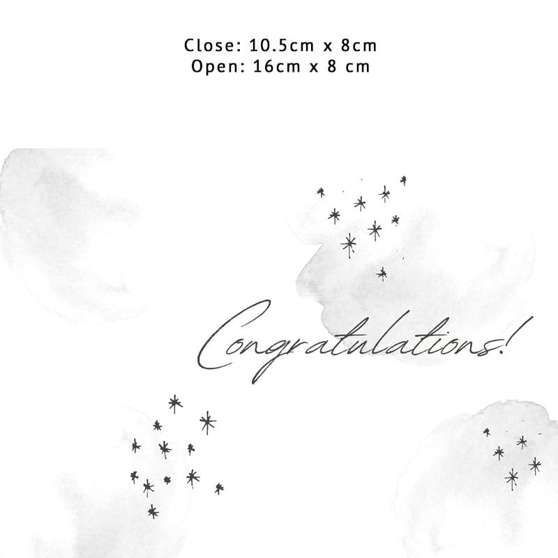 Congratulations I
