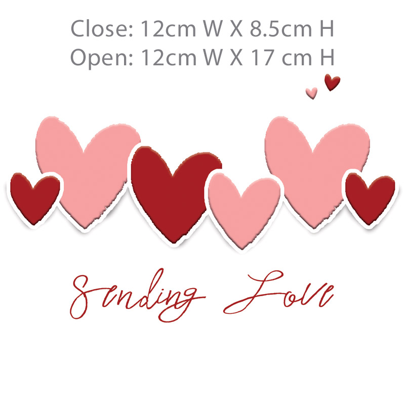 Sending Love (Card)