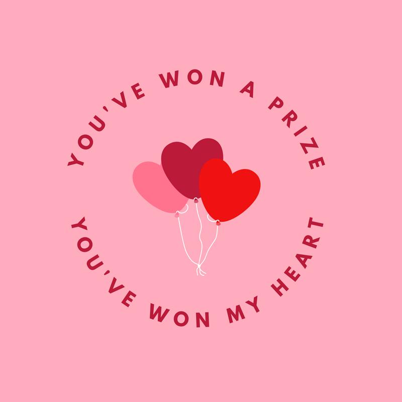 You've Won My Heart