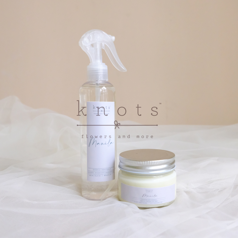 Hotel Collection (MLA) Room Spray & Soy Candle