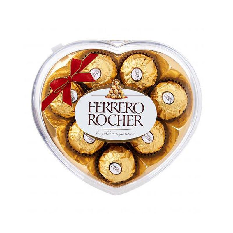 Ferrero Heart  8 pcs