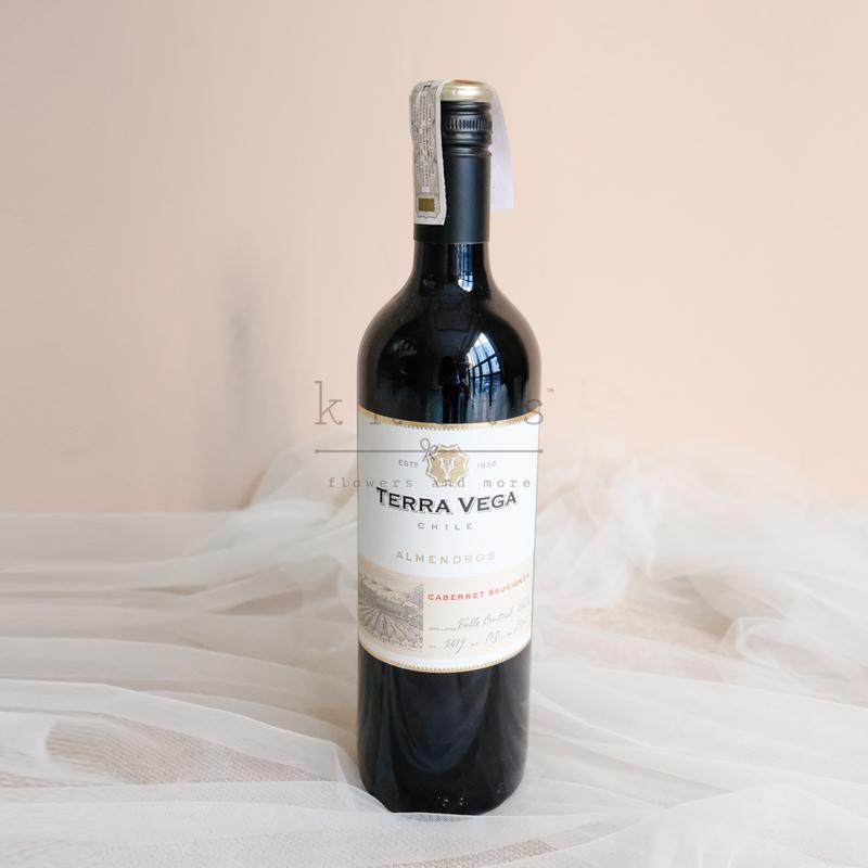 Terra Vega Almendros (Red Wine)