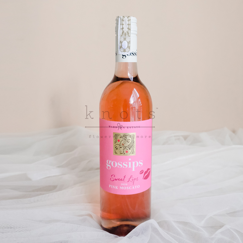 Gossips Pink Moscato 75cl