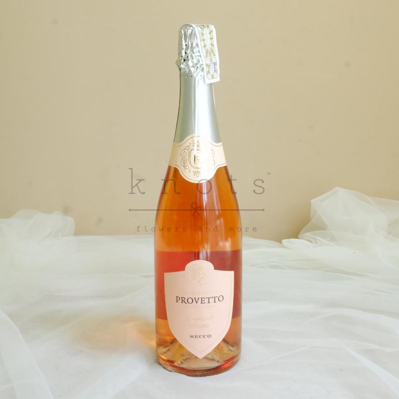 Provetto Spumante Rosato Sparkling Wine