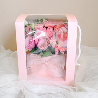 Playful Daisy ( Pink Gerbera Flowers)