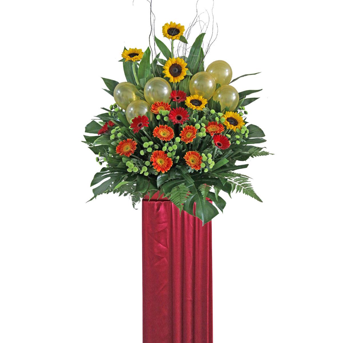 Congratulatory Flower Stand