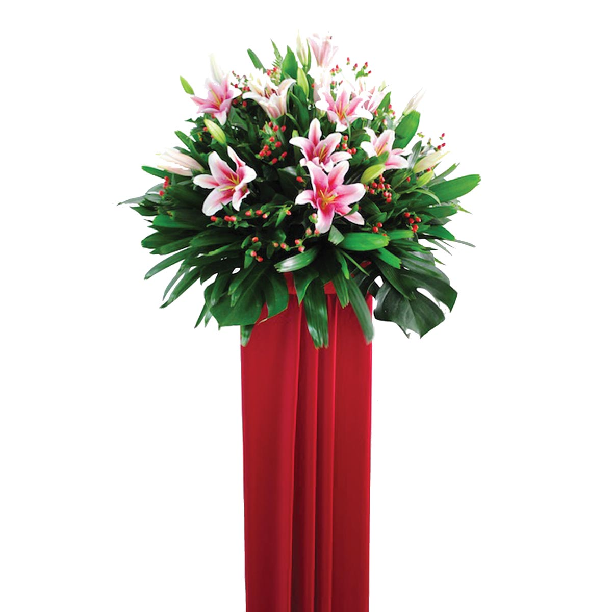 CS1116 Congratulatory Flower Stand