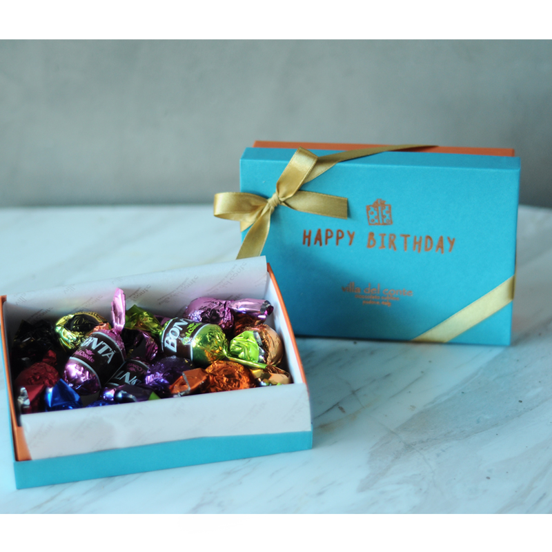 VDC Happy Birthday Box Chocolate 130gm