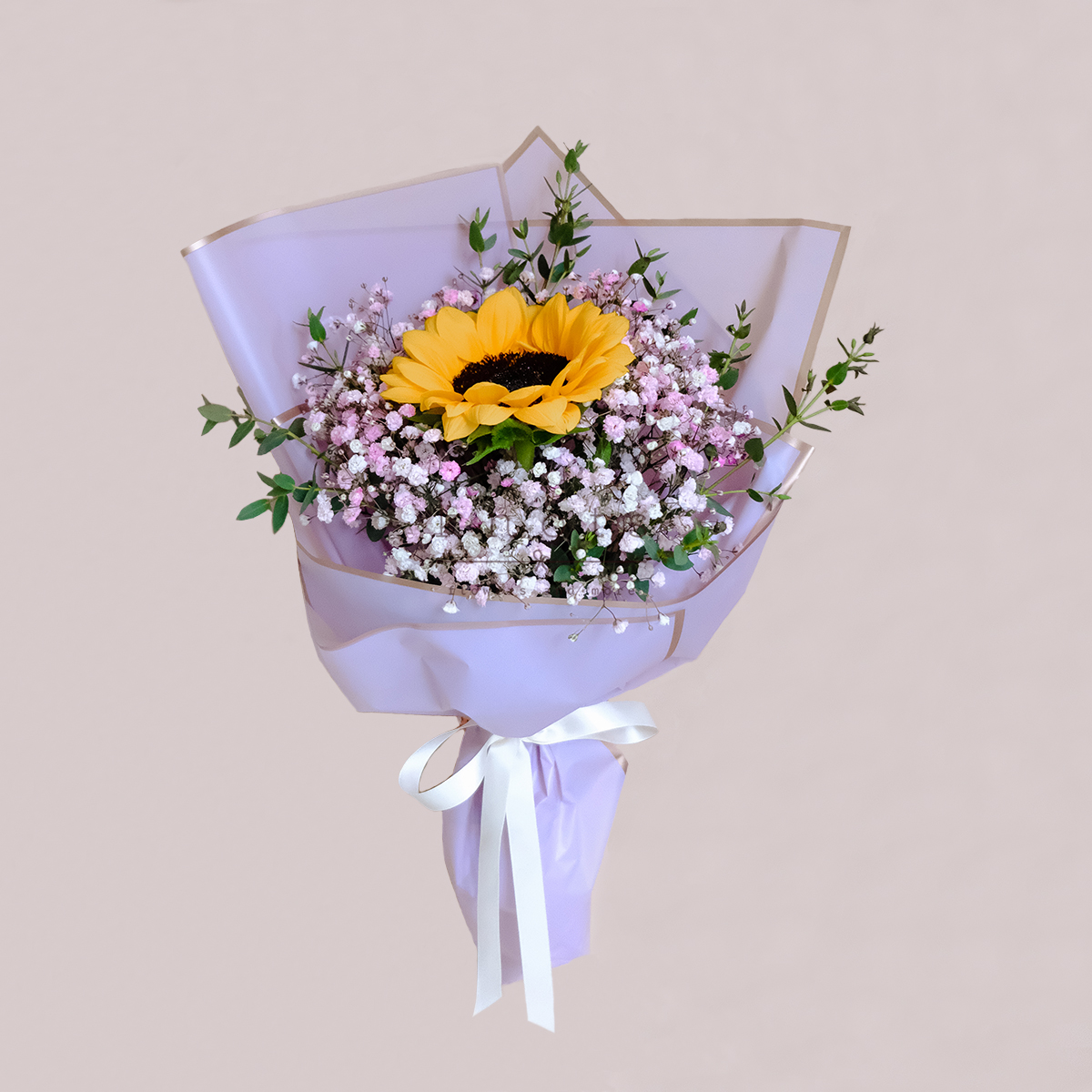 You're Smile (Sunflower Bouquet)