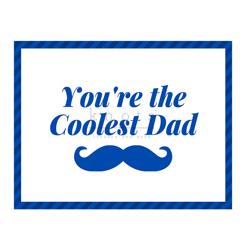 You're The Coolest Dad