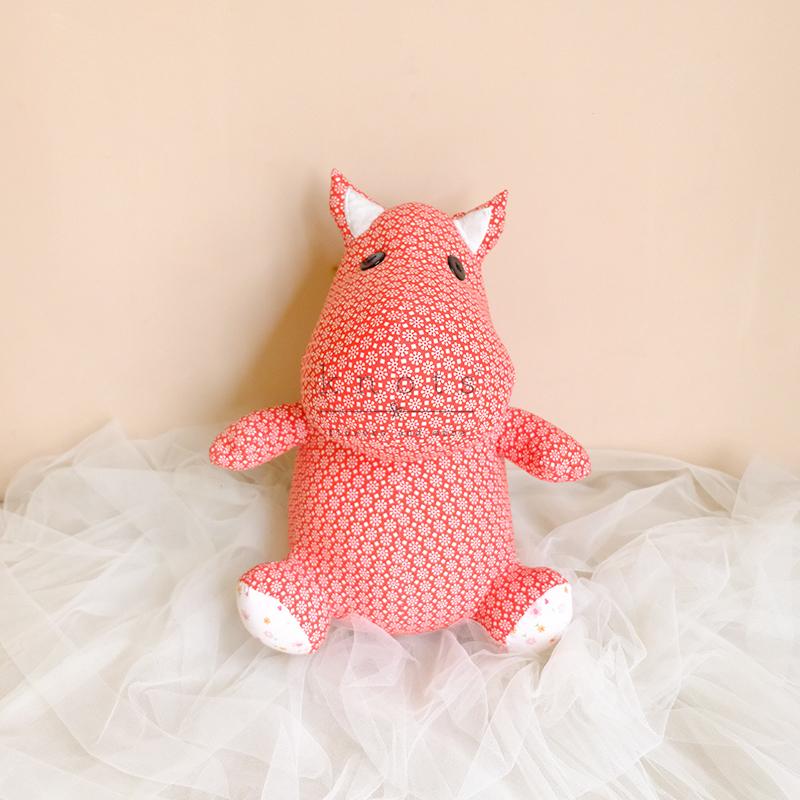 Celine Hippo 11inch Red
