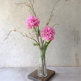 Painterly Pink