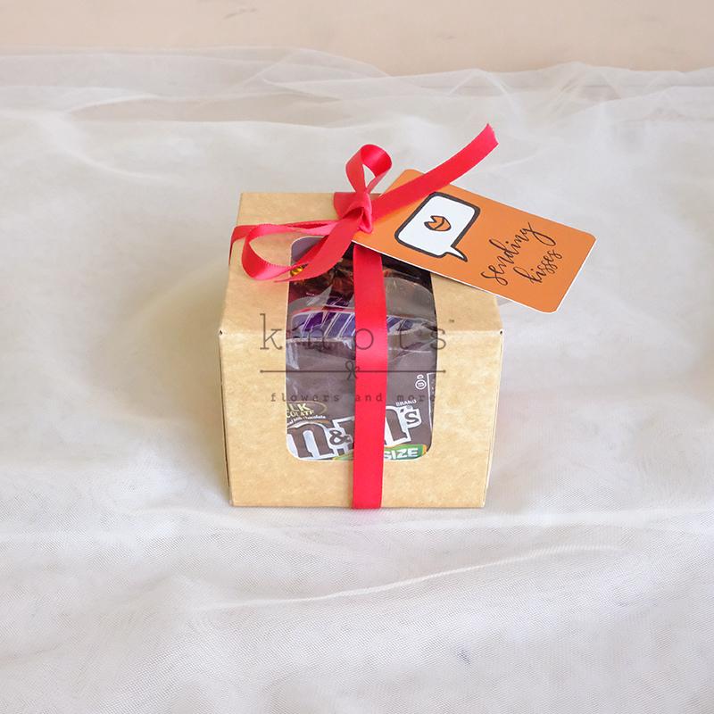 Assorted Mini Chocolates in Box