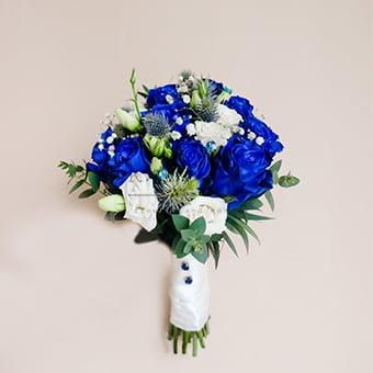 Something Blue Blooms