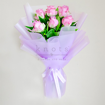 Magnificent Mauve (Purple China Roses)