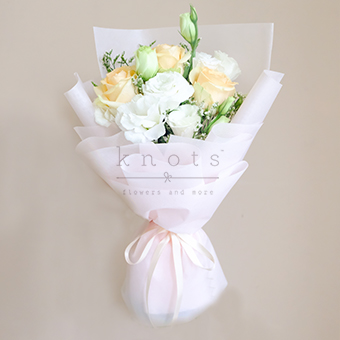 Dreams from the Heart (China Roses Bouquet)