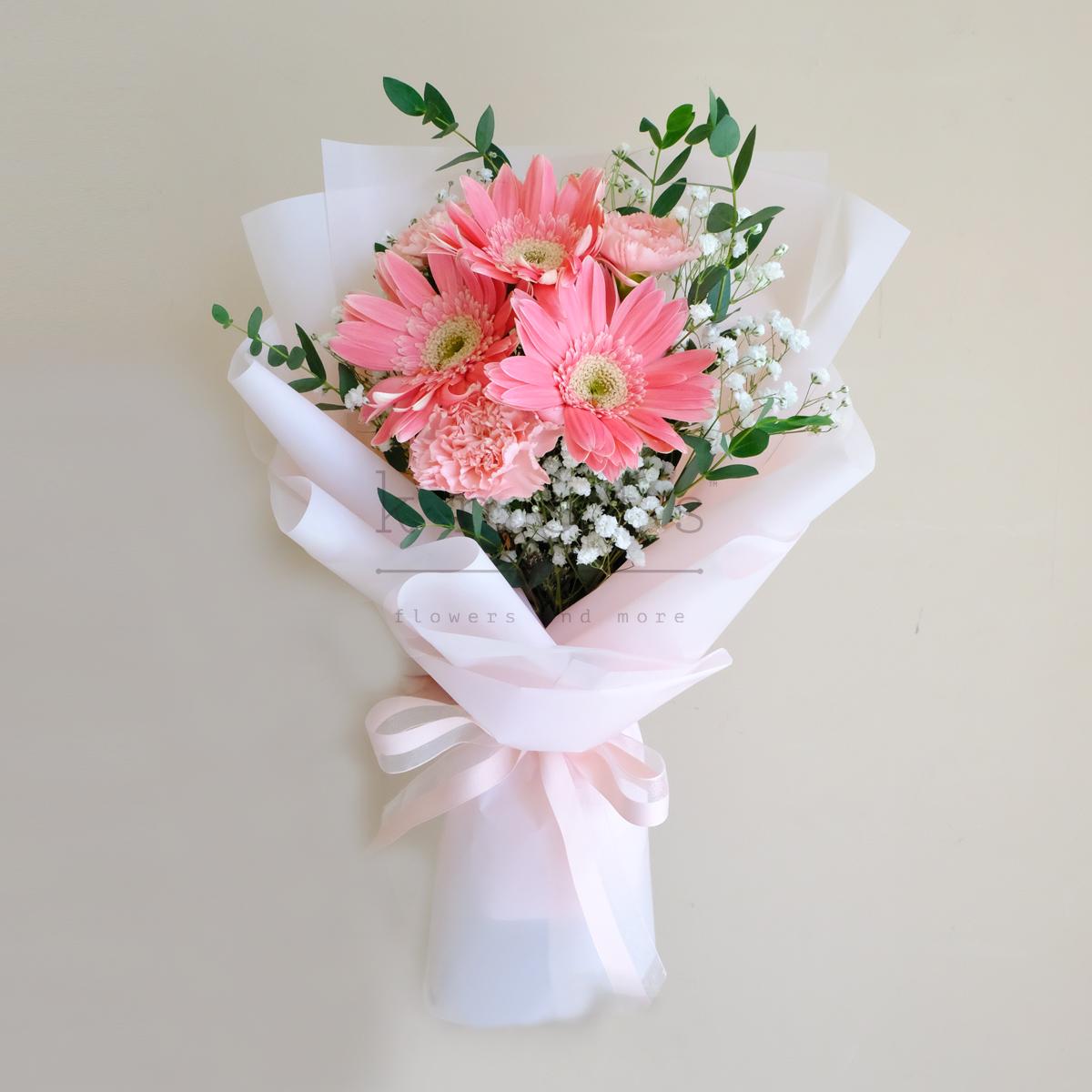Pink Daisy (Pink Gerbera Bouquet)
