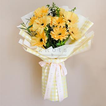 Special Smile (Gerbera Bouquet)
