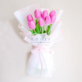 Euphoric Spell (Tulips Bouquet)