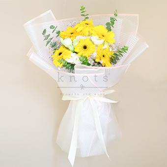 Happy Beauty (Yellow Gerbera)