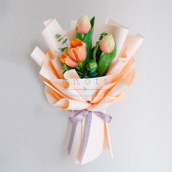 Tickle Love (Tulips Bouquet)