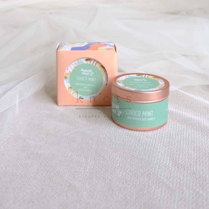 Choco Mint Soy Candle 60ml