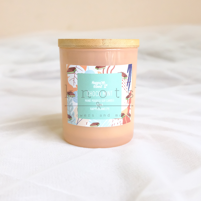 Choco Mint Soy Candle 240ml