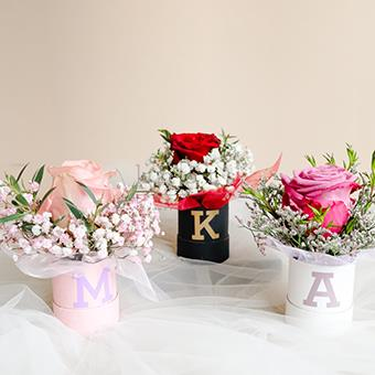 Mini Box Fleur