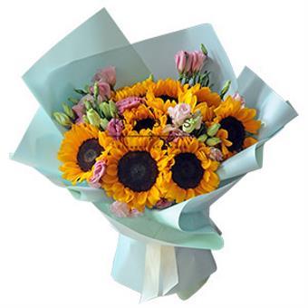 Sunbeam (Sunflowers Bouquet)