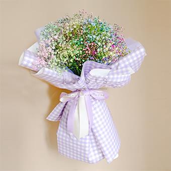 Sweet Fantasy (Gypsophila Bouquet)