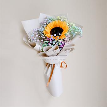 Beautiful Horizon (Sunflower Bouquet)