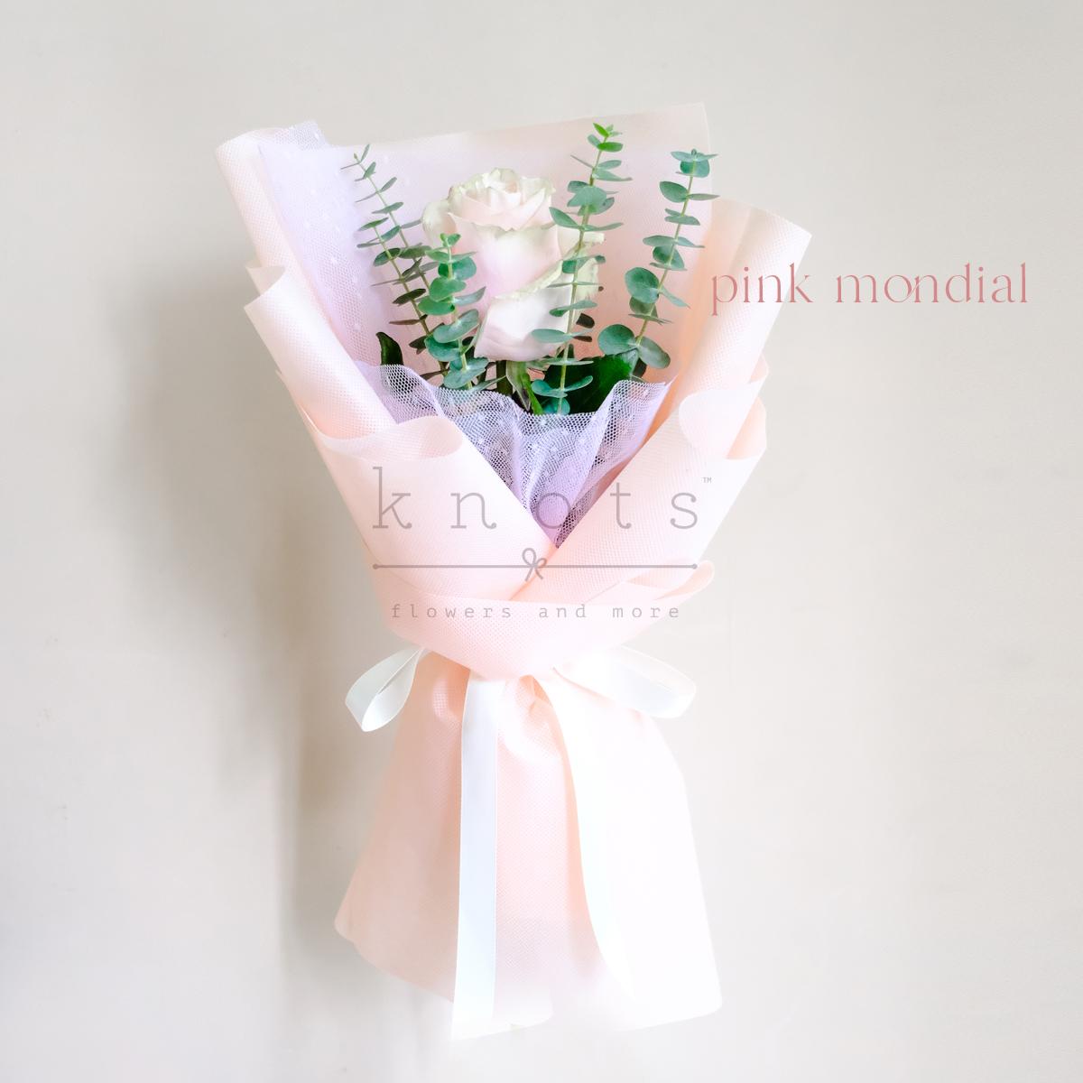 Pink Mondial Bouquet