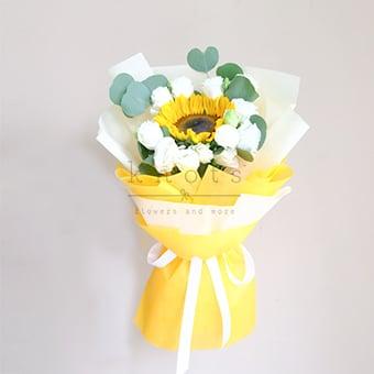 Magical Moment (Sunflower Bouquet)