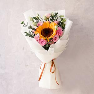 Apollos Love (Sunflower Bouquet)